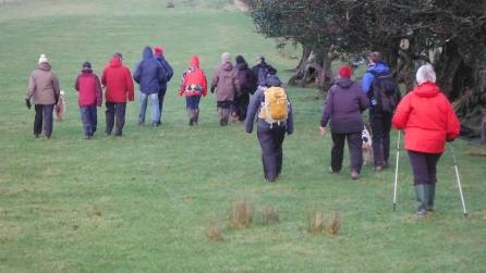 Upper Usk Valley Community Walks