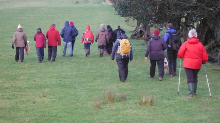 Upper Usk Valley Community Walks