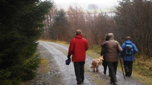 Usk Reservoir Walks