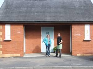 Public toilets in Sennybridge