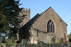 St Davids Church, LLywel