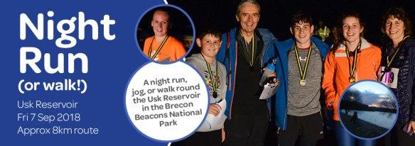 Slider Night Run 2018